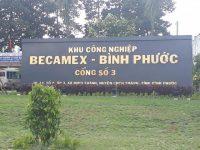 Mua đất nền KCN becamex Chơn Thành Bình Phước giai đoạn 2