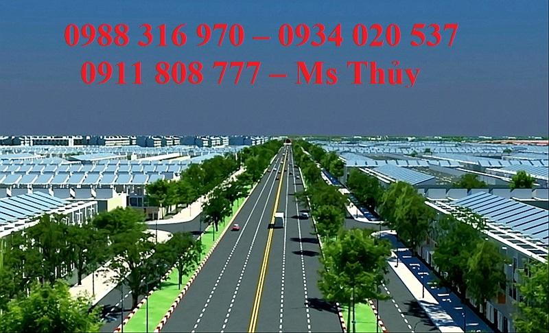 Khu liên hợp công nghiệp và đô thị Becamex Bình Phước 1
