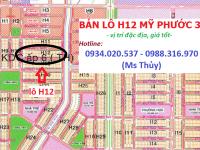 bán lô H12 Mỹ Phước 3