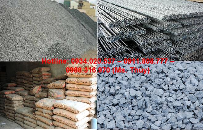 vật liệu xây dựng số lượng lớn tại Quận 10 TP.HCM