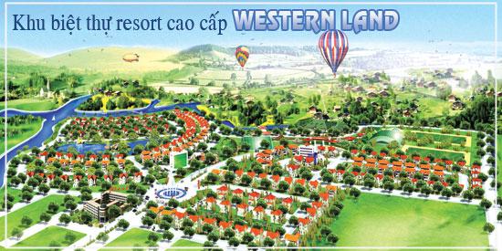 WesternLand - biệt thự mỹ phước 1