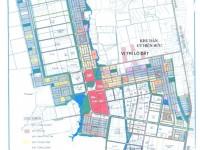 Bản đồ khu công nghiệp Bàu Bàng – Bình Dương
