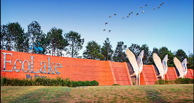 Kết quả hình ảnh cho khu đô thị sinh thái làng biệt thự chuyên gia Ecolakes