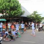 lô đất gần chợ Bến Cát