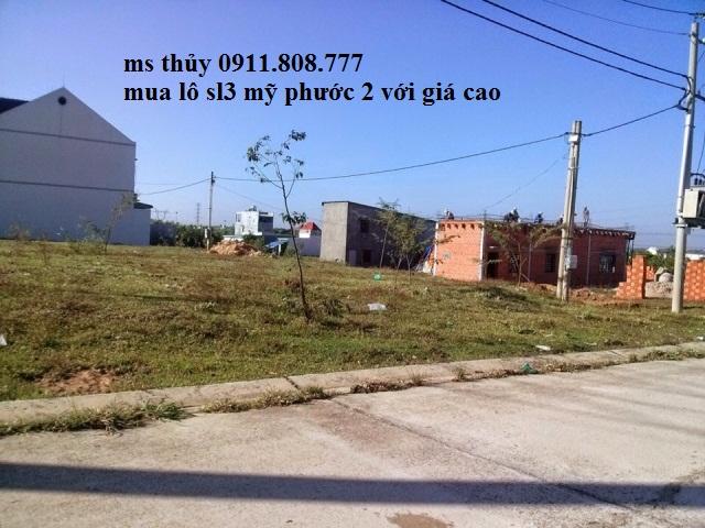 Mua Lô SL3 Mỹ Phước 2