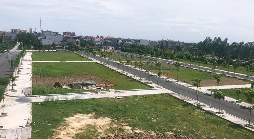 đất nền tại Thị xã Tân Uyên
